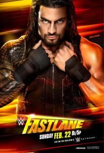 WWE Полоса обгона (ТВ) / WWE Fastlane (2015)